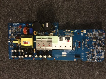 Power/Amp-module